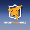 Logo blanc FRW jeu mobile