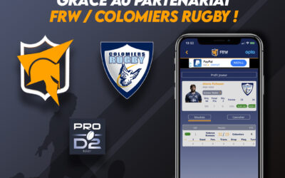 Colomiers Rugby partners with Fantasy Rugby World