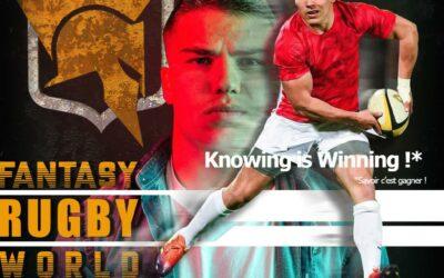 ANTOINE DUPONT : beaucoup de rugby et un peu de « Fantasy »