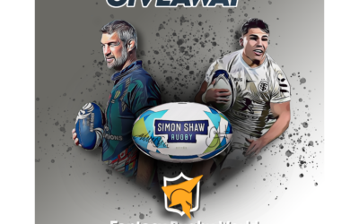 Giveaway – Rugby balls to win!