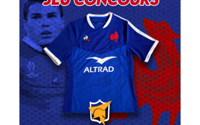 Giveaway – A jersey of the French national team to win!