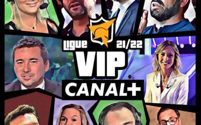 Ligue VIP Canal+ 21/22